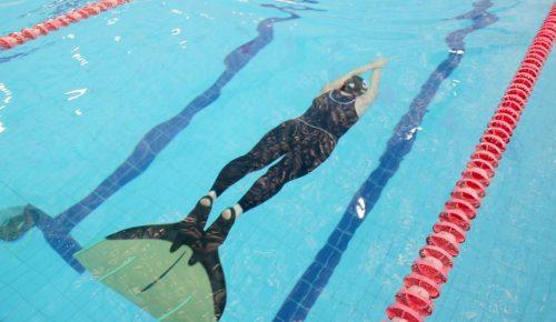 Техника плавания под водой