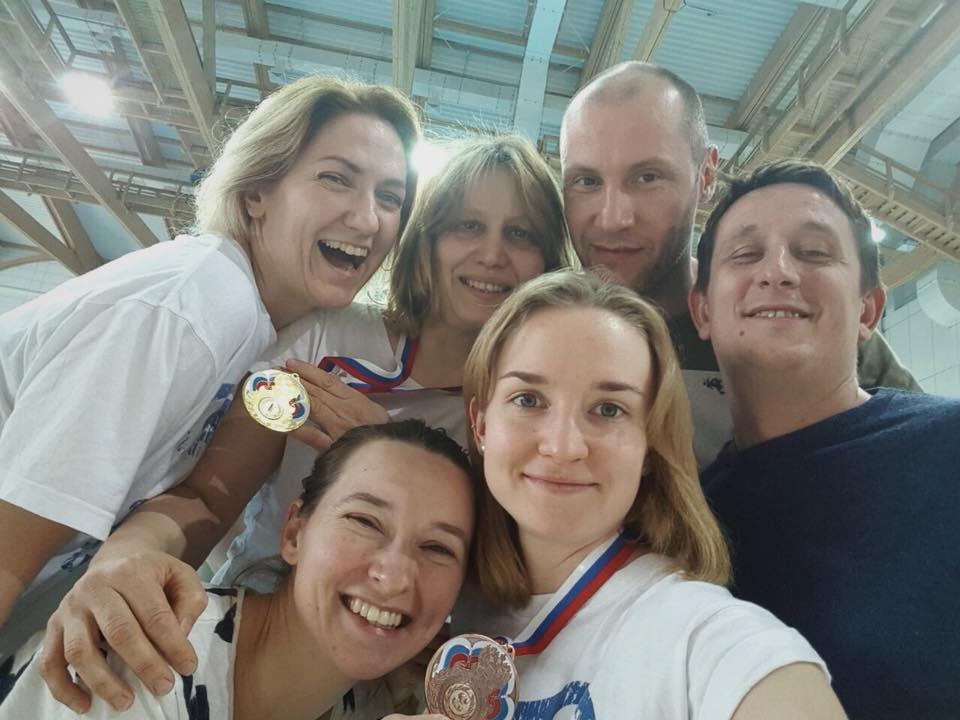 Статика (STA), Кубок России CMAS 2018