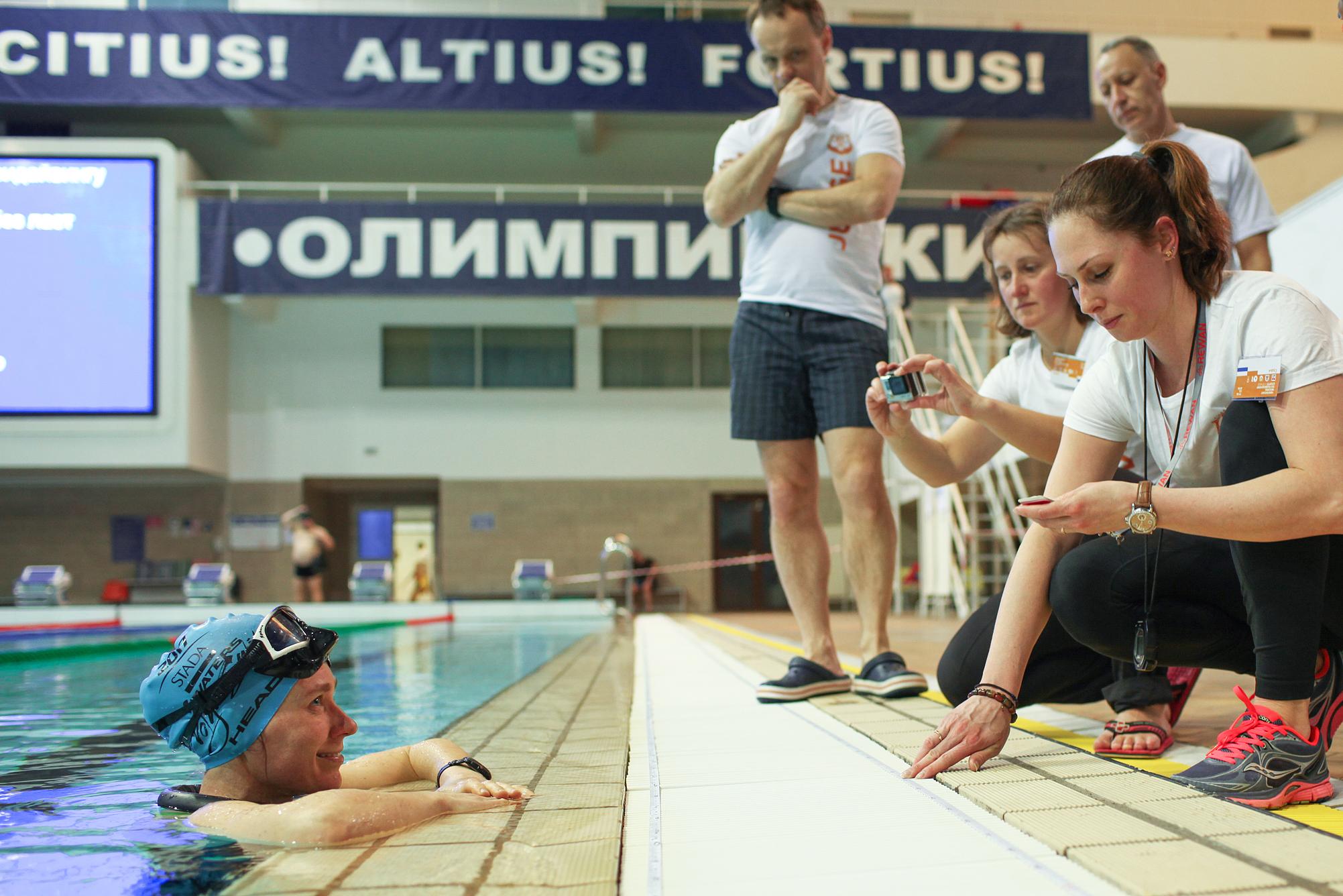 Чемпионат Москвы по фридайвингу